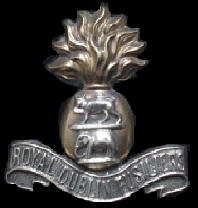 Royal Dublin Fusiliers badge