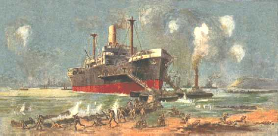 Clyde at Gallipoli